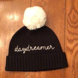 NWT - Kate Spade Daydreamer Pom Pom Hat